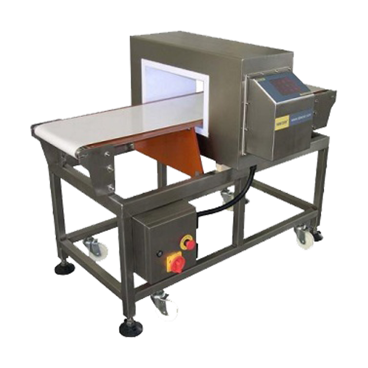 Metal detection machine