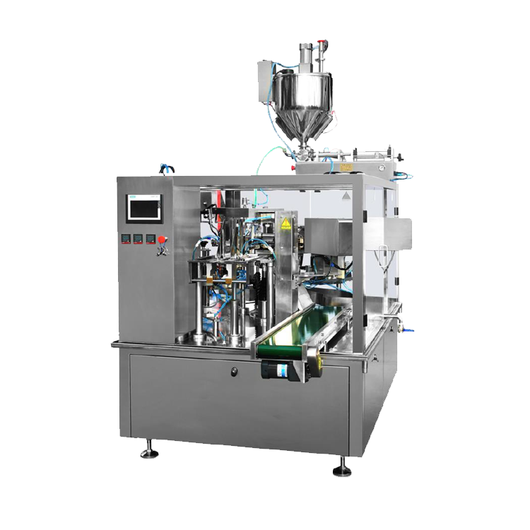 Liquid/Paste Bag-given Automatic Packing Machine